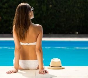 Plavání v těhotenství pro posílení i uvolnění pánevního dna