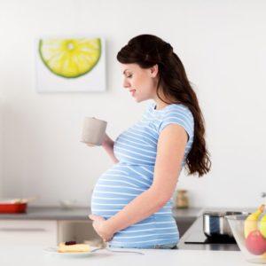 Co se děje s tělem, když je žena těhotná?